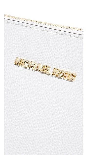 MICHAEL Michael Kors Сумка через плечо Cindy с полукруглым верхом