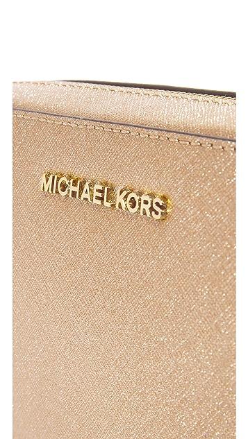MICHAEL Michael Kors Medium Jet Set Cross Body Bag