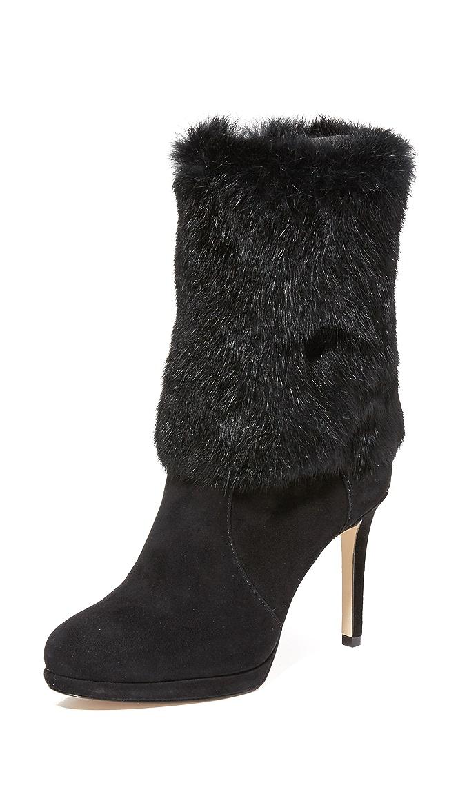 976eaff2a74b MICHAEL Michael Kors Faye Fur Boots