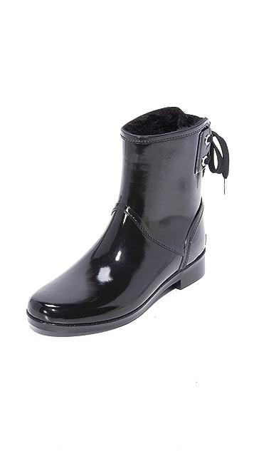 MICHAEL Michael Kors Larson Rain Booties