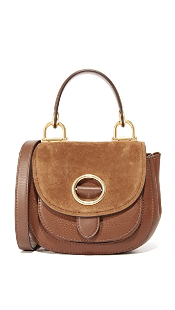 MICHAEL Michael Kors Isadore Saddle Bag