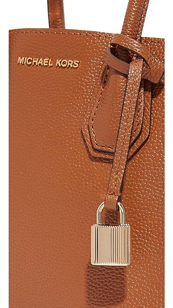 MICHAEL Michael Kors Объемная мини-сумка Mercer с короткими ручками