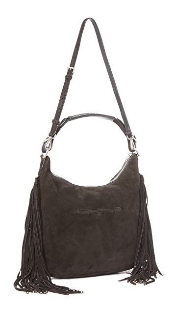 MICHAEL Michael Kors Billy Fringe Hobo Bag