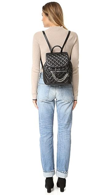 MICHAEL Michael Kors Cheyenne Quilt Backpack