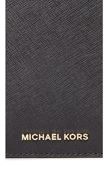 MICHAEL Michael Kors Passport Wallet