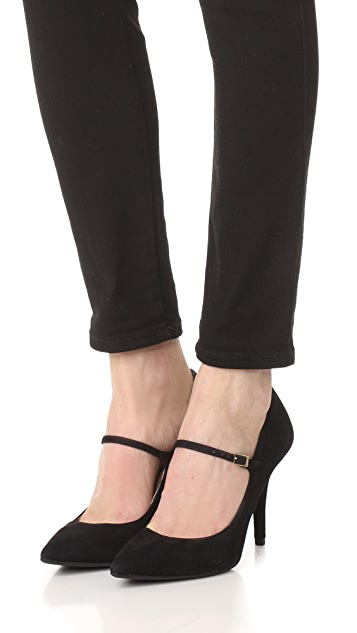 MICHAEL Michael Kors Claire Flex Mary Jame Pumps
