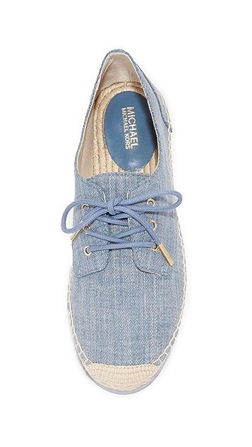 MICHAEL Michael Kors Hastings Espadrille Sneakers