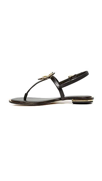 MICHAEL Michael Kors Justine Thong Sandals
