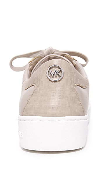 MICHAEL Michael Kors Keaton Heart Sneakers
