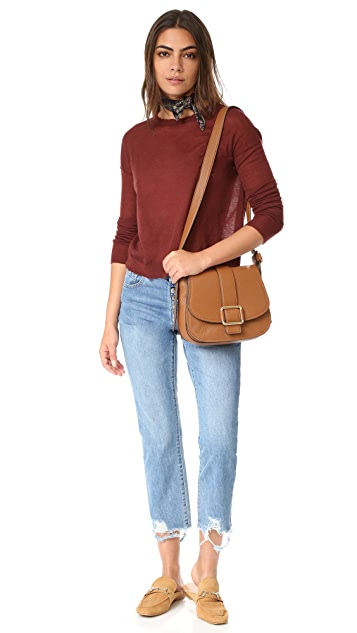 MICHAEL Michael Kors Maxine Saddle Bag