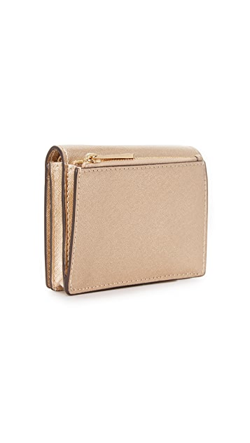 MICHAEL Michael Kors Jet Set Carry All Card Case