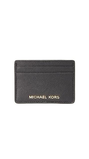 MICHAEL Michael Kors Jet Set Card Holder
