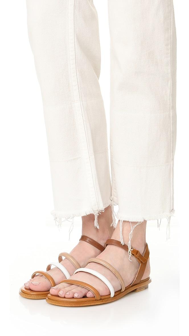 b3d266cb19ee MICHAEL Michael Kors Nantucket Flat Sandals