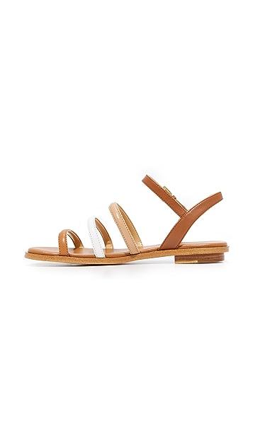 2d6b167673 MICHAEL Michael Kors Nantucket Flat Sandals | SHOPBOP