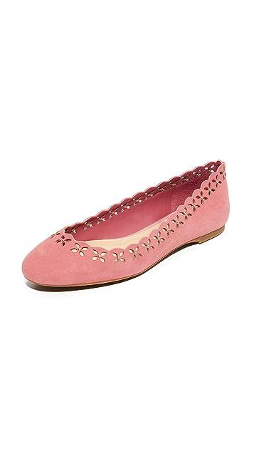 MICHAEL Michael Kors Thalia Ballet Flats ...