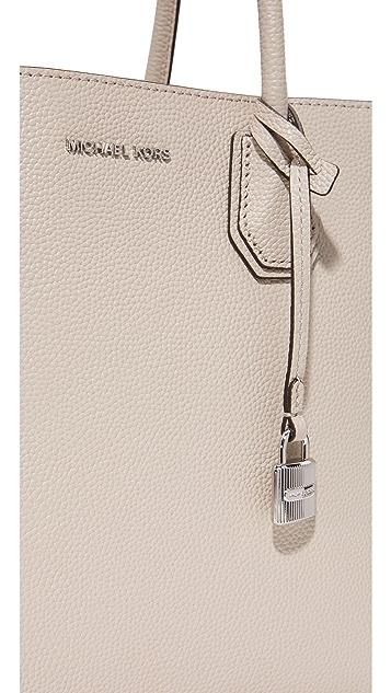 MICHAEL Michael Kors Объемная сумка с короткими ручками Mercer