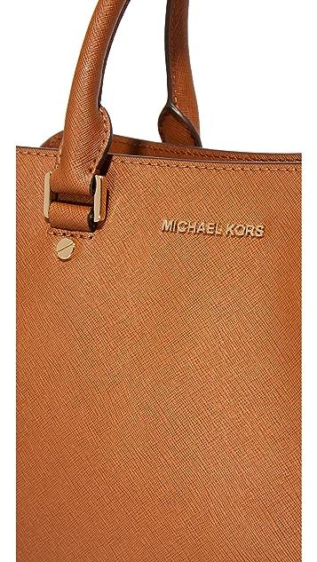 MICHAEL Michael Kors Large Savannah Satchel