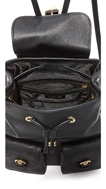 MICHAEL Michael Kors Small Cooper Flap Backpack