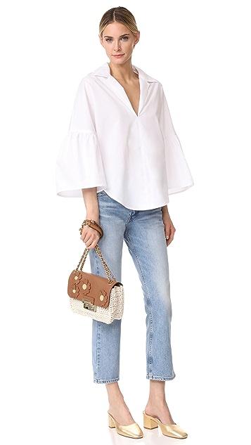 MICHAEL Michael Kors Sloan Chain Shoulder Bag