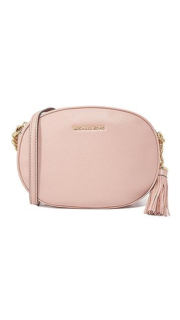 b3e2aac780048b MICHAEL Michael Kors Medium Ginny Messenger Bag | SHOPBOP