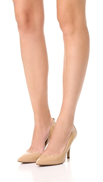 MICHAEL Michael Kors Nathalie Flex High Pumps