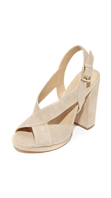 602caad4a61c MICHAEL Michael Kors Becky Platform Sandals ...