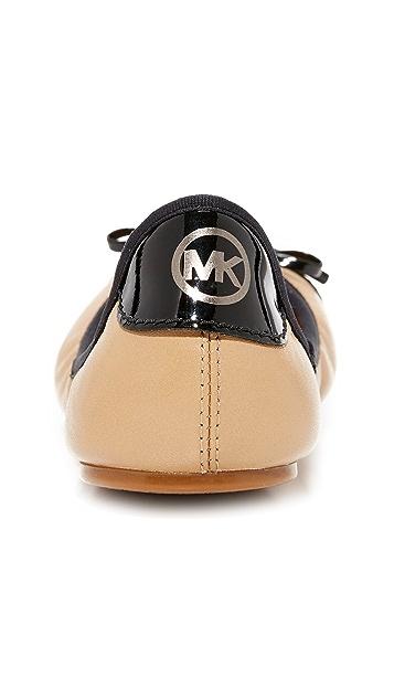 MICHAEL Michael Kors MK City Ballet Flats