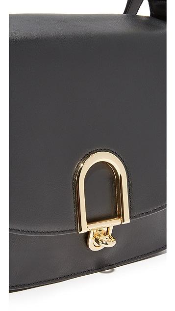 MICHAEL Michael Kors Delfina Saddle Bag