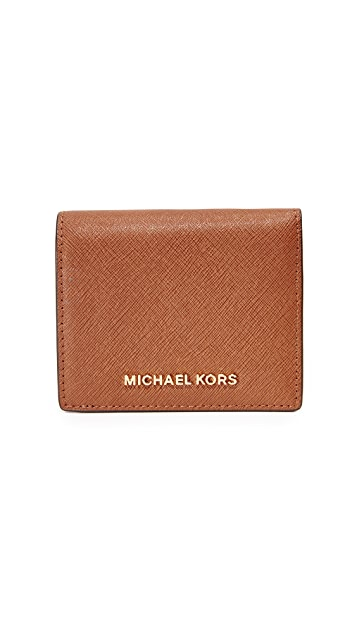 fa670fc13143b0 MICHAEL Michael Kors Jet Set Mini Wallet | SHOPBOP