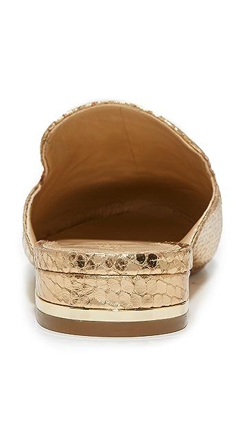 MICHAEL Michael Kors Edie Embellished Mules