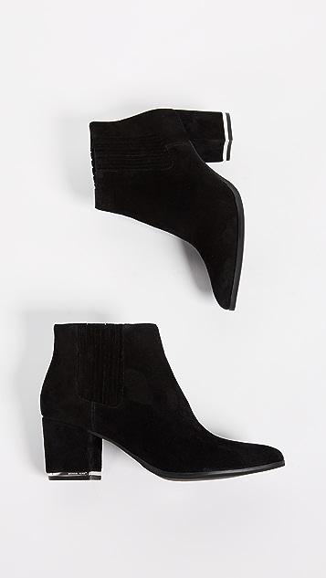 MICHAEL Michael Kors Gemma Mid Ankle Booties