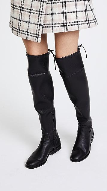 MICHAEL Michael Kors Jamie Flat Over the Knee Boots