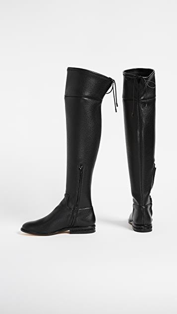f531ff84365 ... MICHAEL Michael Kors Jamie Flat Over the Knee Boots ...