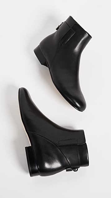 MICHAEL Michael Kors Mira Flat Ankle Booties