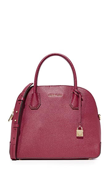 MICHAEL Michael Kors Large Mercer Dome Satchel