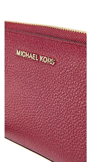 MICHAEL Michael Kors Large Flat Phone Wristlet