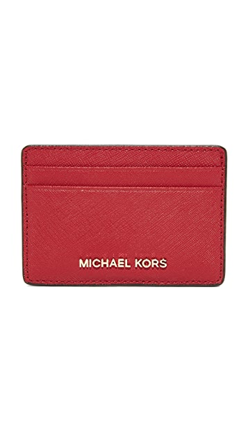 3682bc7e8f51 MICHAEL Michael Kors Card Holder | SHOPBOP