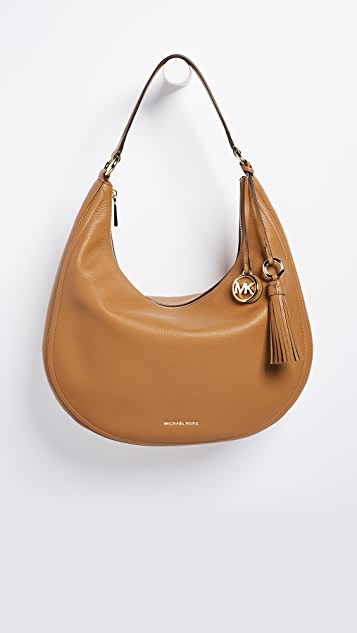 e6c70e7f40dd MICHAEL Michael Kors Medium Lydia Hobo Bag
