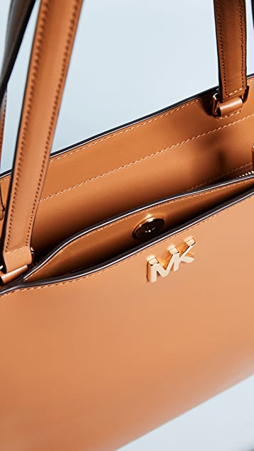 MICHAEL Michael Kors Medium Mott Tote