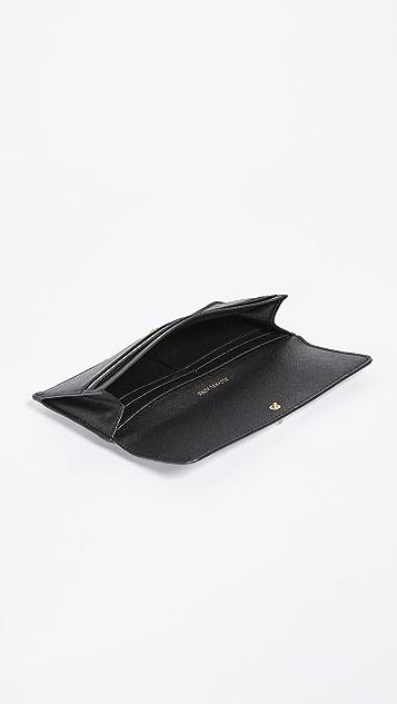 MICHAEL Michael Kors Flat Wallet