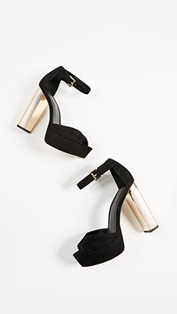 MICHAEL Michael Kors Paloma Platform Sandals