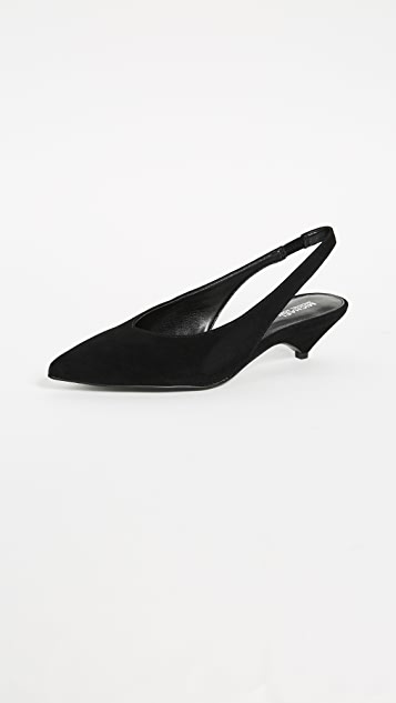 MICHAEL Michael Kors Tiegan Kitten Heel Pumps
