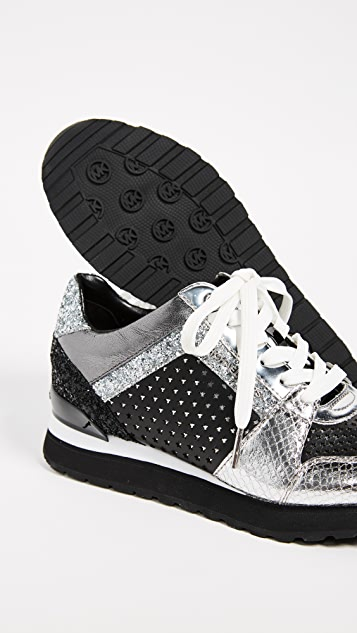 MICHAEL Michael Kors Billie Trainers