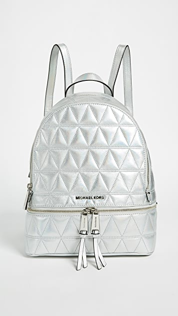 2523bb18e5ea MICHAEL Michael Kors Rhea Zip Backpack