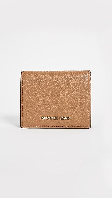 23ecc9639abe69 MICHAEL Michael Kors Money Pieces Flap Card Holder | SHOPBOP