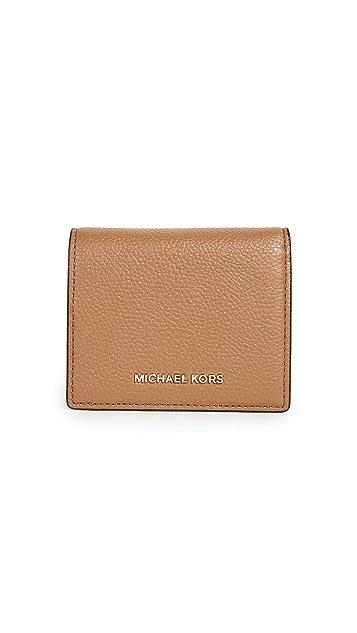 MICHAEL Michael Kors Визитница Money Pieces с клапаном
