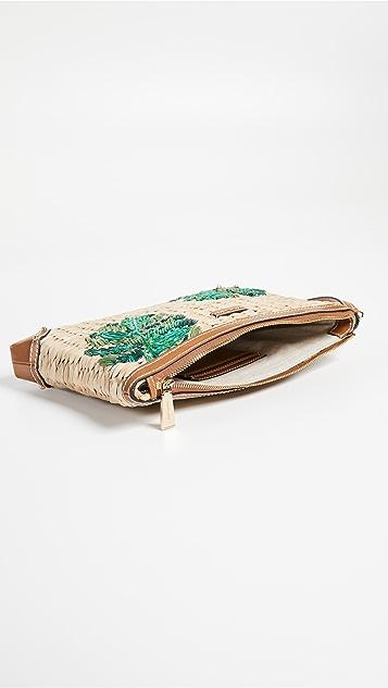 MICHAEL Michael Kors Malibu XL Zip Clutch