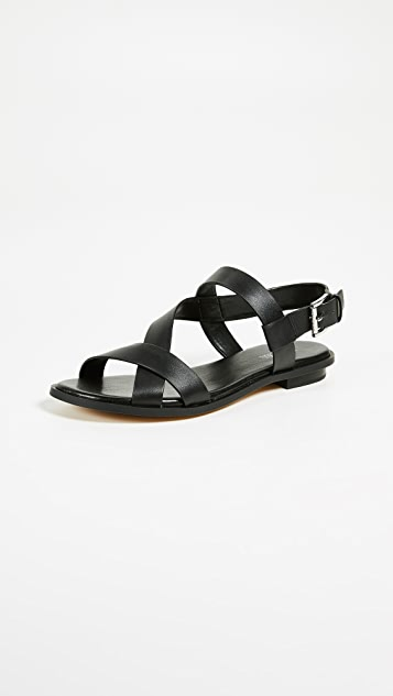 Mackay strappy sandals - Black Michael Michael Kors JfOr0Hq
