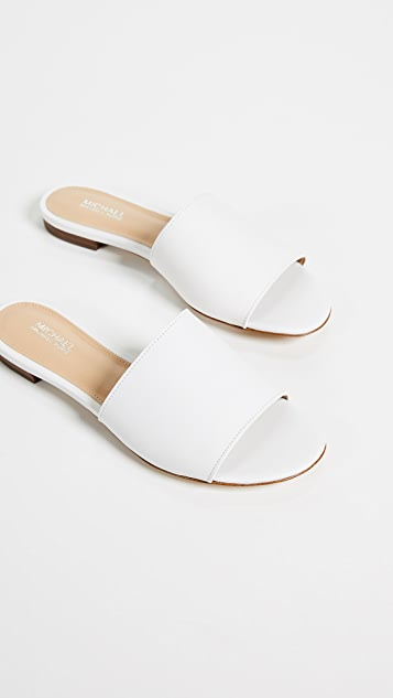 MICHAEL Michael Kors Shelly Slides