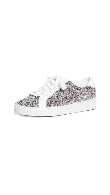 MICHAEL Michael Kors Irving Laceup Sneakers